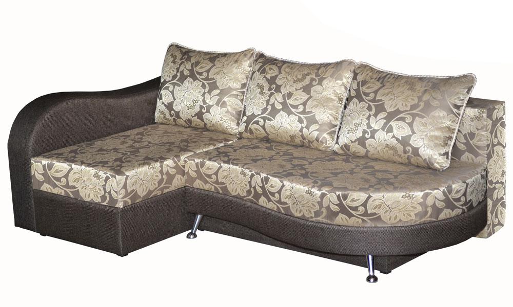 Угловой диван еврокнижка фото